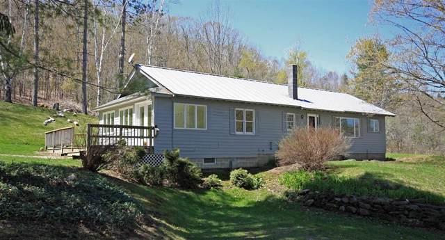 1079 Fletcher Hill Road, Woodstock, VT 05091 (MLS #4856445) :: Signature Properties of Vermont