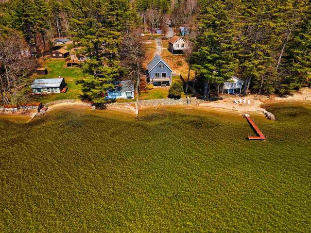 15 Pollard Path, Bridgewater, NH 03222 (MLS #4858583) :: Signature Properties of Vermont