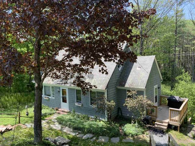 91 Mckenna Road, Norwich, VT 05055 (MLS #4862291) :: Hergenrother Realty Group Vermont