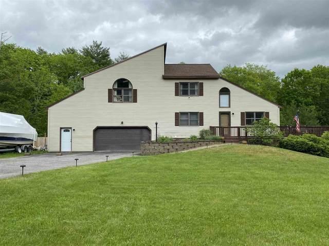 97 Milton Falls Court, Milton, VT 05468 (MLS #4862860) :: Signature Properties of Vermont