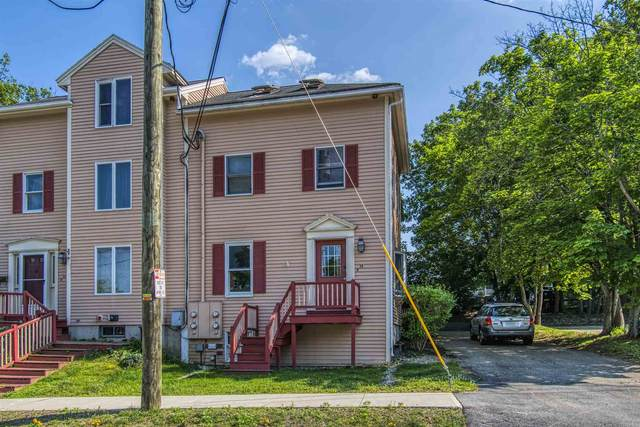 36 Nelson Street #3, Dover, NH 03820 (MLS #4865348) :: Signature Properties of Vermont