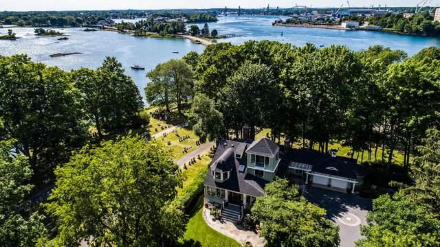 183 Portsmouth Avenue, New Castle, NH 03854 (MLS #4869326) :: Keller Williams Coastal Realty