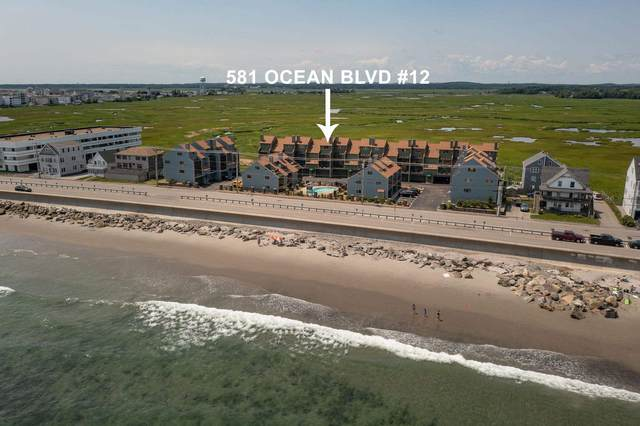581 Ocean Boulevard #12, Hampton, NH 03842 (MLS #4872201) :: The Hammond Team