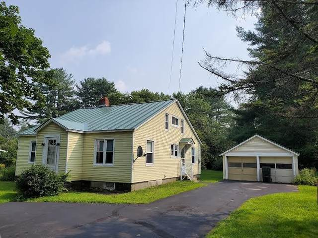 238 Vt Route 103 South, Chester, VT 05143 (MLS #4874159) :: Signature Properties of Vermont