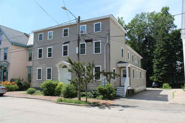 142 Cabot Street #3, Portsmouth, NH 03801 (MLS #4875609) :: Keller Williams Coastal Realty