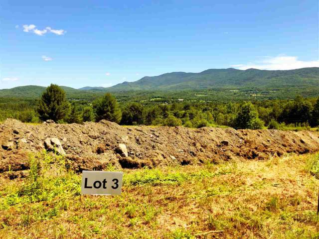 149 Rachel Lane Lot 3, Waterbury, VT 05676 (MLS #4435013) :: The Hammond Team