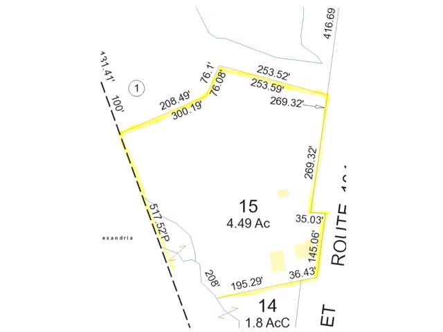 540 Pleasant Street, Bristol, NH 03222 (MLS #4510617) :: Signature Properties of Vermont