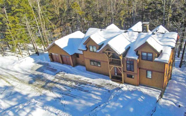 18 Timber Creek Road, Ludlow, VT 05149 (MLS #4609045) :: The Gardner Group