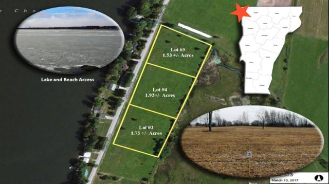 61 Lakewood Drive Lot 3, Swanton, VT 05488 (MLS #4622023) :: Keller Williams Coastal Realty