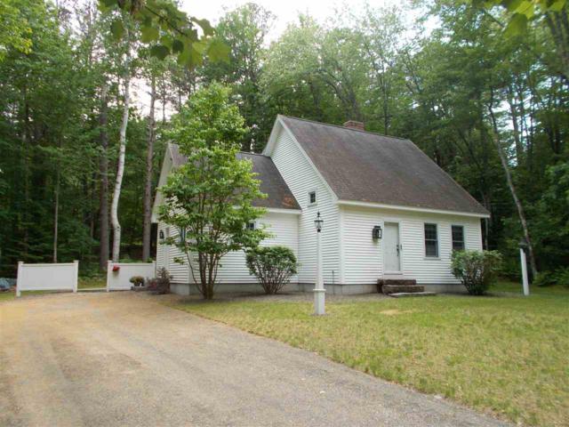 803 Ossipee Lake Road, Freedom, NH 03836 (MLS #4687852) :: Keller Williams Coastal Realty