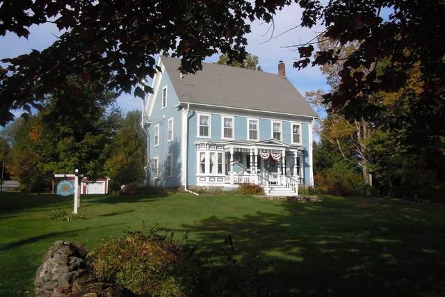 258 Fitch Hill Road, Hyde Park, VT 05655 (MLS #4689209) :: The Gardner Group