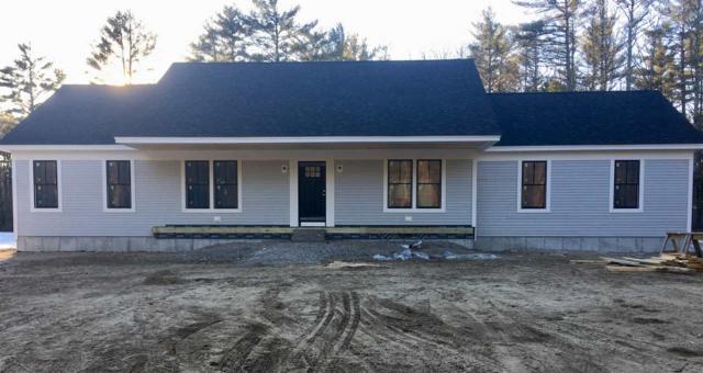 22 Lyndsay Lane #22, Tuftonboro, NH 03850 (MLS #4711933) :: Hergenrother Realty Group Vermont