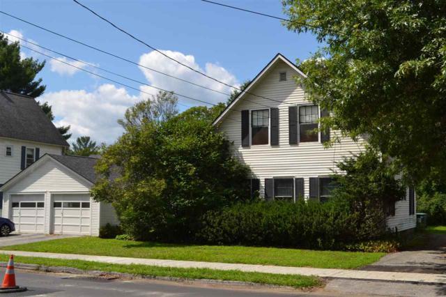 64 College Street, Montpelier, VT 05602 (MLS #4714358) :: The Gardner Group