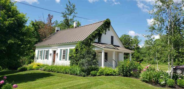1250 Waterbury Stowe Road #1, Stowe, VT 05672 (MLS #4728051) :: The Gardner Group
