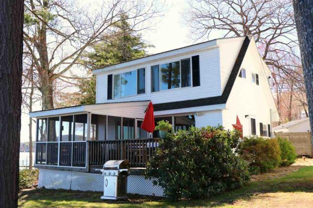 171 Dockham Shore Road #2, Gilford, NH 03249 (MLS #4731693) :: Hergenrother Realty Group Vermont