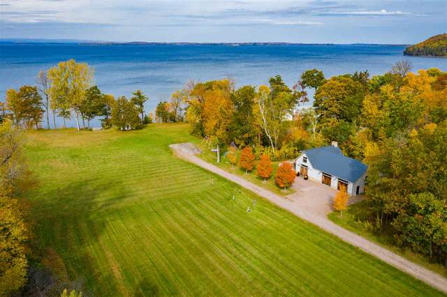 10 Thayer Beach Road, Colchester, VT 05446 (MLS #4774335) :: Signature Properties of Vermont