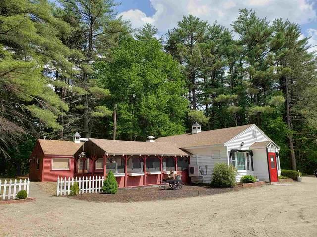 1614 Wakefield Road, Wakefield, NH 03872 (MLS #4789817) :: Signature Properties of Vermont