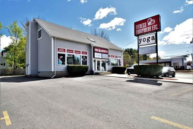 361 South Broadway Street, Salem, NH 03079 (MLS #4796665) :: The Hammond Team