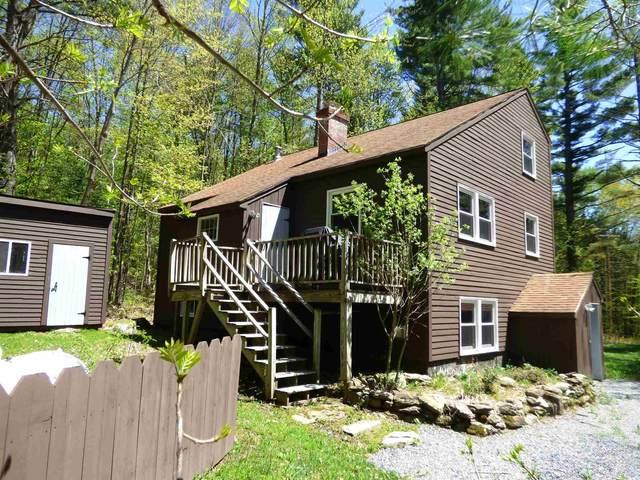 981 Stowe Hollow Road, Stowe, VT 05672 (MLS #4797155) :: The Gardner Group