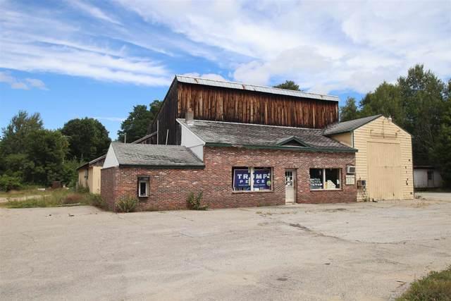 1536 Rumney Route 25, Rumney, NH 03266 (MLS #4799325) :: Signature Properties of Vermont