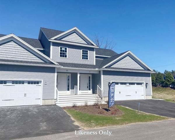 45 Florence Lane #4, Colchester, VT 05446 (MLS #4800865) :: The Gardner Group