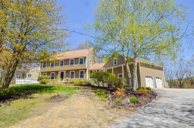 78 Hitching Post Lane, Bedford, NH 03110 (MLS #4800999) :: Keller Williams Coastal Realty