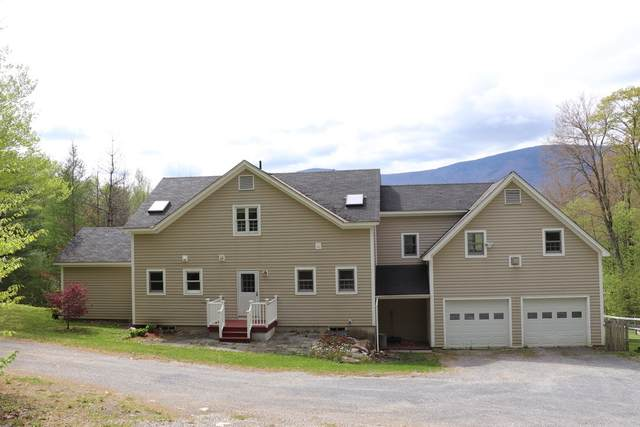 401 South Hill Road, Manchester, VT 05255 (MLS #4806403) :: The Gardner Group
