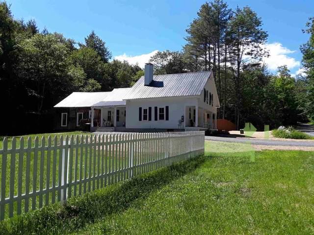 3581 Houghtonville Road, Grafton, VT 05146 (MLS #4814176) :: Keller Williams Coastal Realty