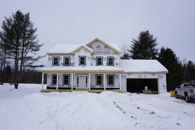Sandy Knoll Road #4, Westford, VT 05494 (MLS #4828191) :: Signature Properties of Vermont