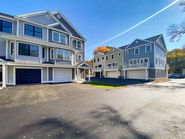 69 Main Street Unit E, Exeter, NH 03833 (MLS #4828677) :: Signature Properties of Vermont