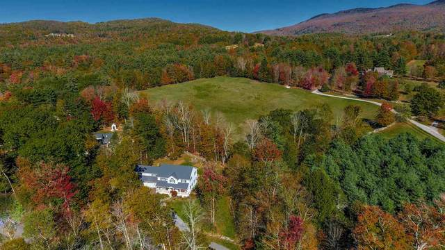 448 Curtis Brook Road, Rutland Town, VT 05701 (MLS #4832375) :: The Gardner Group