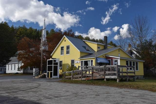 34 Worcester Village Road, Worcester, VT 05682 (MLS #4832526) :: The Hammond Team
