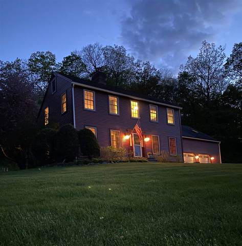 1172 Blue Stone Road, Bennington, VT 05201 (MLS #4849922) :: Signature Properties of Vermont