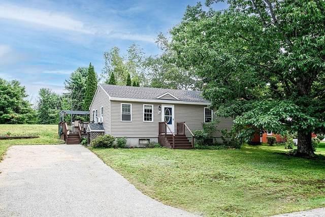 14 Anagance Lane, Wolfeboro, NH 03894 (MLS #4874974) :: Keller Williams Coastal Realty