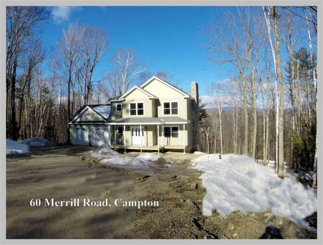 60 Merrill Road, Campton, NH 03223 (MLS #4713543) :: The Hammond Team