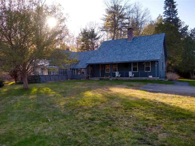 1543 Mount Major Highway #1, Alton, NH 03810 (MLS #4733560) :: The Hammond Team