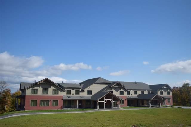 140 Lodge Road #10, Ludlow, VT 05149 (MLS #4740081) :: Team Tringali