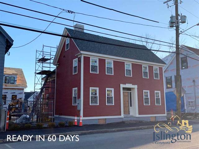 412 Islington Street, Portsmouth, NH 03801 (MLS #4770404) :: Keller Williams Coastal Realty