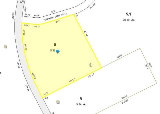 Lot 1 Franklin Lane, Whitefield, NH 03598 (MLS #4793653) :: Keller Williams Coastal Realty