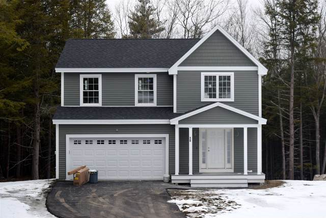 Lot 9 Lakeside Estates #9, Raymond, NH 03077 (MLS #4831435) :: Keller Williams Coastal Realty