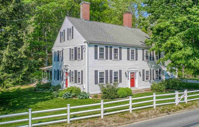 382 Boston Post Road, Amherst, NH 03031 (MLS #4862651) :: Parrott Realty Group