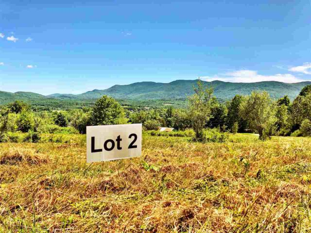 149 Rachel Lane Lot 2, Waterbury, VT 05676 (MLS #4422580) :: The Hammond Team