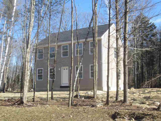 17-1 Fieldstone Drive 17-1, Deerfield, NH 03037 (MLS #4657017) :: The Hammond Team