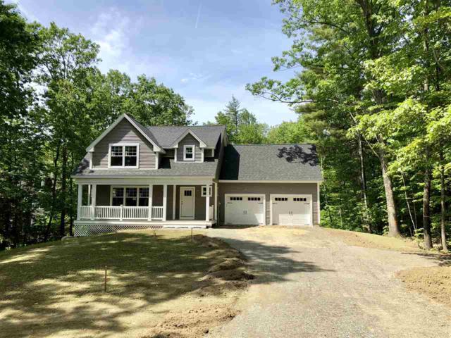 Lot 11 Overlook Drive Lot 11, Newfields, NH 03856 (MLS #4657576) :: Keller Williams Coastal Realty