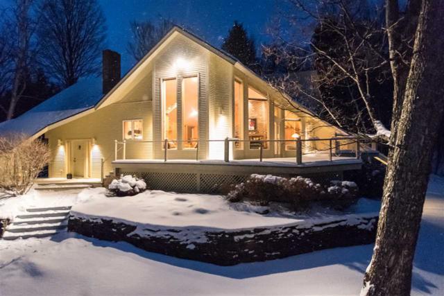 84 Birch Road, Stowe, VT 05672 (MLS #4668393) :: Lajoie Home Team at Keller Williams Realty
