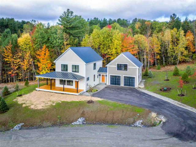 90 Francis Lane Lot 3, Stowe, VT 05672 (MLS #4709070) :: The Hammond Team
