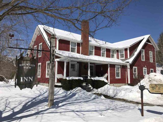 1912 Mill Brook Road, Fayston, VT 05673 (MLS #4715296) :: Signature Properties of Vermont