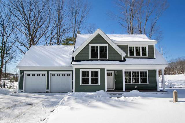 Lot 14 Garrison Cove #14, Dover, NH 03820 (MLS #4790737) :: Signature Properties of Vermont