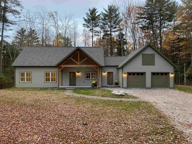 13 Winding Wood Road, Springfield, NH 03284 (MLS #4879829) :: Signature Properties of Vermont