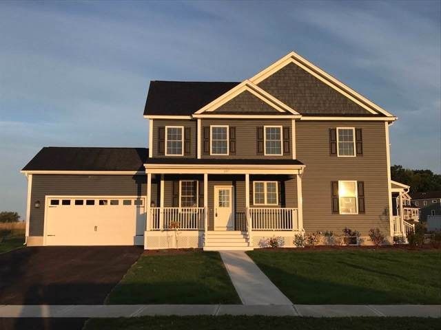 207 North Jefferson Road #29, South Burlington, VT 05403 (MLS #4508946) :: Keller Williams Coastal Realty